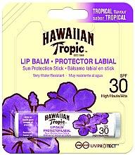 Parfémy, Parfumerie, kosmetika Ochranný balzám na rty - Hawaiian Tropic Lip Balm SPF 30