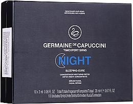 Parfémy, Parfumerie, kosmetika Noční komplex na obličej - Germaine de Capuccini Timexpert SRNS Night Sleeping-Cure