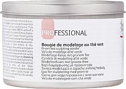 Parfémy, Parfumerie, kosmetika Masážní svíčka Zelený čaj - Peggy Sage
