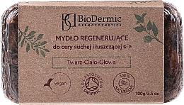 Parfémy, Parfumerie, kosmetika Mýdlo - BioDermic Prebiotic Saop