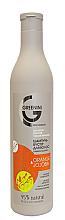 Parfémy, Parfumerie, kosmetika Šampon na vlasy Objem a rovnováha - Greenini Orange & Jojoba