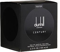 Parfémy, Parfumerie, kosmetika Alfred Dunhill Century - Parfémovaná voda (tester s víčkem)