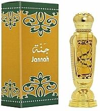 Parfémy, Parfumerie, kosmetika Al Haramain Jannah - Olejový parfém (mini)