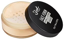 Parfémy, Parfumerie, kosmetika Sypký pudr na obličej - Sleek MakeUP Face Form Baking & Setting Powder