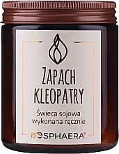 Parfémy, Parfumerie, kosmetika Aromatická svíčka Vůně Kleopatry - Bosphaera The Scent of Cleopatra Candle