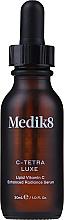 Parfémy, Parfumerie, kosmetika Intenzivní sérum s vitamínem C a antioxidanty - Medik8 C-Tetra Luxe Lipid Vitamin C Enhanced Radiance Serum