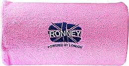 Parfémy, Parfumerie, kosmetika Profesionální podložka na manikúru, růžová - Ronney Professional Armrest For Manicure