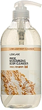 Parfémy, Parfumerie, kosmetika Sprchový gel - Lebelag Rice Moisturizing Body Cleanser