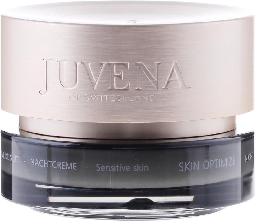 Noční krém pro citlivou plet' - Juvena Skin Optimize Night Cream Sensitive Skin — foto N2