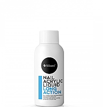 Parfémy, Parfumerie, kosmetika Akrylový roztok - Silcare Nail Acrylic Liquid Standart Long Action