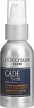 Parfémy, Parfumerie, kosmetika Energetický fluid na obličej - L'Occitane Cade Energizing Fluide