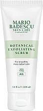 Parfémy, Parfumerie, kosmetika Čisticí pleťový peeling - Mario Badescu Botanical Exfoliating Scrub