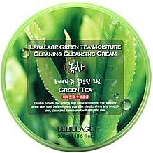 Parfémy, Parfumerie, kosmetika Čisticí pleťový krém - Lebelage Green Tea Moisture Cleaning Cleansing Cream