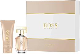 Parfémy, Parfumerie, kosmetika Hugo Boss The Scent For Her - Sada (edp/30ml + b/lot/200ml)
