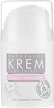 Parfémy, Parfumerie, kosmetika Krém na obličej se šípkem - E-Fiore Wild Rose Face Cream