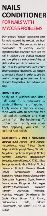 Kurz léčby proti plísni nehtů - DermoFuture Course Of Ttreatment Against Nail Fungus — foto N3