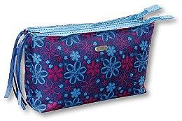 Parfémy, Parfumerie, kosmetika Kosmetická taška Ribbons 93968, modrá - Top Choice