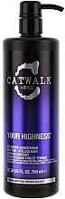 Parfémy, Parfumerie, kosmetika Kondicionér pro objem - Tigi Catwalk Volume Collection Your Highness Nourishing Conditioner