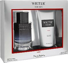 Parfémy, Parfumerie, kosmetika Yves de Sistelle Writer for Men - Sada (edt/100ml + sh/gel/150ml)