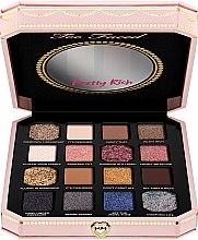 Parfémy, Parfumerie, kosmetika Paleta očních stínů - Too Faced Pretty Rich EyeShadow Palette