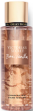 Parfémy, Parfumerie, kosmetika Parfémovaný tělový sprej - Victoria's Secret Bare Vanilla Fragrance Mist