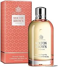 Parfémy, Parfumerie, kosmetika Molton Brown Heavenly Gingerlily Caressing Bathing Oil - Koupelový olej