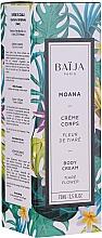 Parfémy, Parfumerie, kosmetika Tělový krém - Baija Moana Body Cream