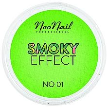 "Parfémy, Parfumerie, kosmetika Neonový pigment na nehty ""Smoky Effect"" - NeoNail Professional Smoky Effect"