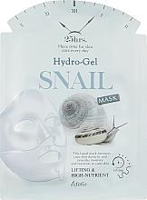 Parfémy, Parfumerie, kosmetika Hydrogelová pleťová maska s extraktem se šnečího mucinu - Esfolio Hydro-Gel Snail Mask