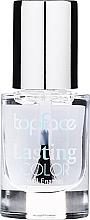 Parfémy, Parfumerie, kosmetika Lak na nehty - Topface Lasting Color Nail Polish