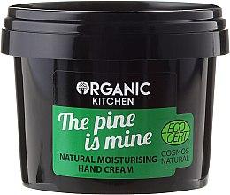 "Parfémy, Parfumerie, kosmetika Krém na ruce ""Moje borovice"" - Organic Shop Organic Kitchen Cream"