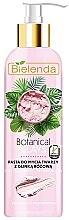 Parfémy, Parfumerie, kosmetika Pasta na obličej s růžovou hlínu - Bielenda Botanical Clays Vegan Face Wash Paste Pink Clay