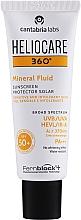 Parfémy, Parfumerie, kosmetika Opalovací minerální fluid - Cantabria Labs Heliocare 360º Mineral Fluid SPF 50+