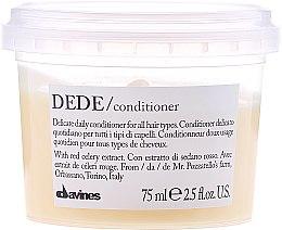Parfémy, Parfumerie, kosmetika Delikátní kondicionér - Davines Essential Haircare Dede Delicate Air Conditioning