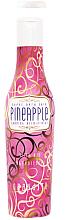 Parfémy, Parfumerie, kosmetika Opalovací mléko do solária s biosložky - Oranjito Max. Effect Pineapple