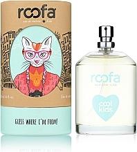 Parfémy, Parfumerie, kosmetika Roofa Cool Kids Egypt Girl Leila - Toaletní voda