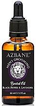 """Parfémy, Parfumerie, kosmetika Olej na vousy """"Černý pepř a levandule"""" - Azbane Mens Grooming Beard Oil Black Pepper & Lavender"""