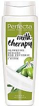 Parfémy, Parfumerie, kosmetika Olivové sprchové mléko - Perfecta Olive Shower Milk