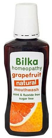 Ústní voda Grapefruit - Bilka Homeopathy Grapefruit Mouthwash