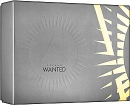 Parfémy, Parfumerie, kosmetika Azzaro Wanted Set - Sada (edt/100ml+shm/100ml)