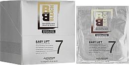 Parfémy, Parfumerie, kosmetika Zesvětlující pudr na vlasy - Alfaparf BB Bleach Easy Lift 7 Tones