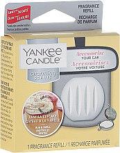 Parfémy, Parfumerie, kosmetika Osvěžovač vzduchu automobilní (náhradní náplň) - Yankee Candle Charming Scents Refill Vanilla Cupcake