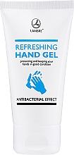 Parfémy, Parfumerie, kosmetika Antibakteriální osvěžující gel na ruce - Lambre Refreshing Hand Gel