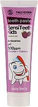 Parfémy, Parfumerie, kosmetika Zubní pasta - Frezyderm SensiTeeth Kids Tooth Paste 500ppm