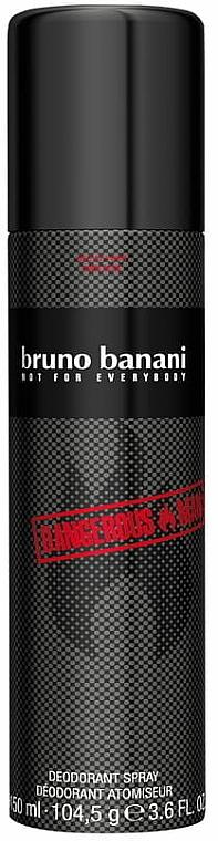 Bruno Banani Dangerous Man - Deodorant-sprej