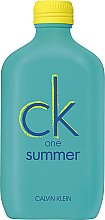 Parfémy, Parfumerie, kosmetika Calvin Klein CK One Summer 2020 - Toaletní voda
