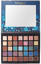 Parfémy, Parfumerie, kosmetika Paleta očních stínů - Bellapierre All-Stars Eyeshadow Palette