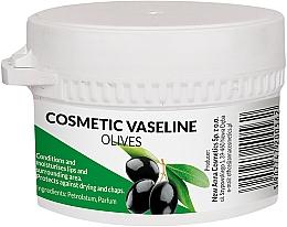 Parfémy, Parfumerie, kosmetika Krém na obličej - Pasmedic Cosmetic Vaseline Olives
