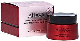 Parfémy, Parfumerie, kosmetika Krém proti hlubokým vráskám - Ahava Apple Of Sodom Advanced Deep Wrinkle Cream