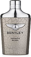 Parfémy, Parfumerie, kosmetika Bentley Infinite Rush - Toaletní voda